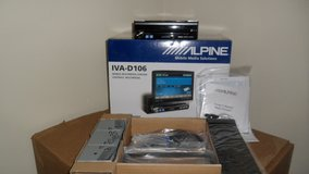 "Alpine 7"" DVD/CD/MP3/Reciever in Fort Irwin, California"