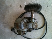 Antique electric buffer in Naperville, Illinois