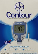Bayer's Contour Blood Glucose Monitoring System in Spring, Texas