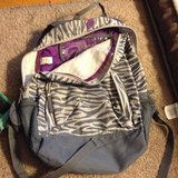 Zebra Backpack in Westmont, Illinois