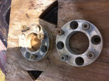 "1 1/2"" Wheel spacers for ATV in Leesville, Louisiana"