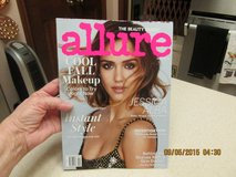 """""""Allure"""" Magazine Sept. 2015 Issue w/Jessica Alba - Lots Of Free Inserts in Kingwood, Texas"""