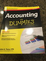 Accounting For Dummies, 5th edition in Naperville, Illinois