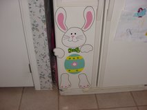 Easter Bunny Magnet in Alamogordo, New Mexico
