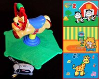 Fisher Price Pony Bounce & Spin in Naperville, Illinois