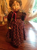 Custom made Emily porcelain doll in Tacoma, Washington