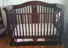 Cherrywood Convertible 3 in 1 Crib in Fort Lewis, Washington