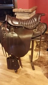 "17"" Trooper Saddle in Kingwood, Texas"