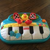 Fisher Price  Piano Crib Toy in Kingwood, Texas
