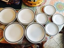 Rare Vintage china 8pcs. in Clarksville, Tennessee