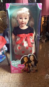 18 inch new doll in Lockport, Illinois