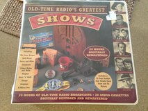 Old Time Radio Cassette Tapes in Oswego, Illinois