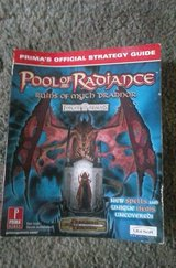 Pool of Radiance (Strategy Guide) in Alamogordo, New Mexico