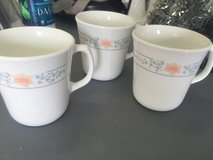 3 coffee cups by Corning in Camp Lejeune, North Carolina