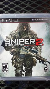 Sniper 2  Ghost Warrior  PS3 (new unused) in Ramstein, Germany