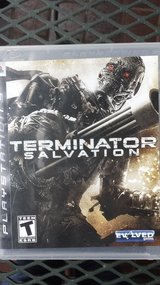 TERMINATOR SALVATION PS3 (new) in Ramstein, Germany