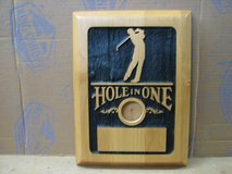 Hole-in-One Plaque in Alamogordo, New Mexico