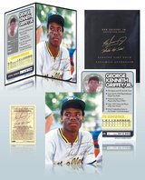 KEN GRIFFEY JR Moeller High School 8x10 Photo with FOLIO & COA #/2000 in Fort Lewis, Washington