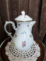 China Teapot Coffee Pot Hutschenreuther Mirabell Collectable in Alamogordo, New Mexico