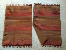 NEW (2) Pier 1 Fall Decor Beaded Placemats in Naperville, Illinois