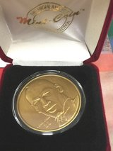 MICHAEL JORDAN HM Bronze Coin w/C.O.A. ** 2 designs to choose from ** in Tacoma, Washington
