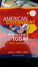 COLLEGE BOOK - American Government in Tacoma, Washington