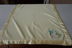 Carters Yellow Baby Blanket (Forever Friends) in Plainfield, Illinois