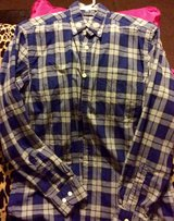 Long sleeve button-up 1 in Warner Robins, Georgia