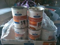 10 Cans Kidney Care Perscription Dog Food in Glendale Heights, Illinois