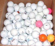 GOLF BALLS: Titleist, Callaway, Taylor Made, Top Flite, Noodle, Pinnacle, Fuzz, Dunl... in Ramstein, Germany