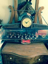 Old Antique Budweiser Clydesdale Clock in Alamogordo, New Mexico