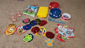 Paw patrol party decor in Chicago, Illinois