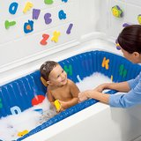 Tub Time Bumper in Plainfield, Illinois