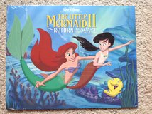 Little Mermaid Lithographs Set in Camp Lejeune, North Carolina