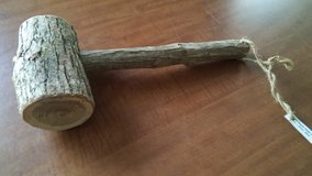 rustic wooden mallet in The Woodlands, Texas