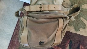 Vintage LL Bean Canvas and leather bag in Camp Lejeune, North Carolina