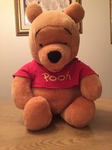 "Winnie the Pooh Stuffed Animal 32"" in Fort Bliss, Texas"