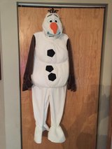 BRAND NEW OLAF COSTUME in Lockport, Illinois