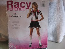Junior size Halloween costume Racy Referee in Tinley Park, Illinois