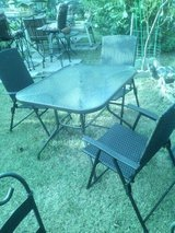 Patio Set #  2 in Lawton, Oklahoma