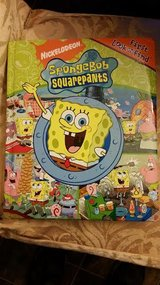 Spongebob Squarepants First Look & Fined Board Book in Clarksville, Tennessee