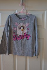 Girls Furby T Shirt Size Small in Plainfield, Illinois