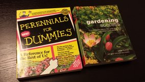 Lot of 2 Gardening Books in St. Charles, Illinois