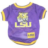 ***BRAND NEW***LSU Dog Jersey***SZ L*** in Kingwood, Texas