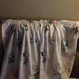 Snoopy Curtains in Fort Carson, Colorado