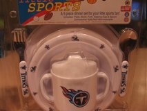 Tennessee Titans 5 piece dinner set in Camp Pendleton, California