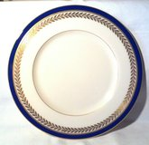 "Vintage Lenox Orleans Cobalt Blue 8-1/4"" Salad Plate in 29 Palms, California"