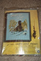Crewel Embroidery Kit in Baytown, Texas