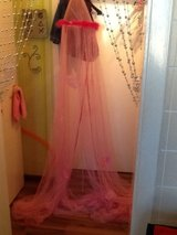 *** 50% off *** Pink curtain...still new in Ramstein, Germany