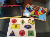 Wooden Toddler Puzzles, Etc. in Pasadena, Texas
